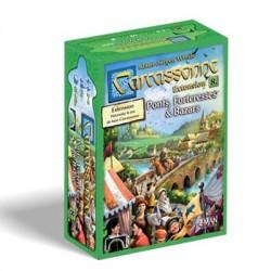 Carcassonne : Ponts forteresses et Bazars