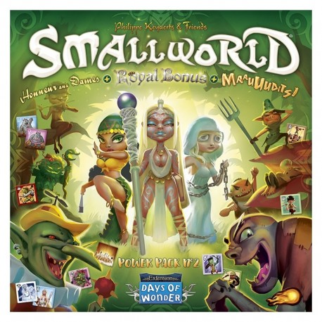 Smallworld Power Pack n°2