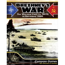 Brezhnev's War: NATO vs. the Warsaw Pact in Germany - 1980