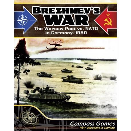 Brezhnev's War: NATO vs. the Warsaw Pact in Germany - 1980