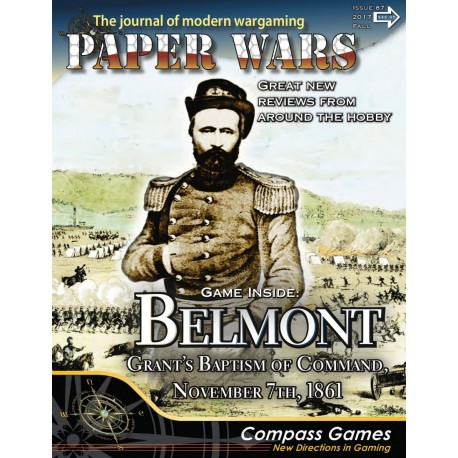 Paper Wars 86 - Belmont: Grants Baptism Of Fire