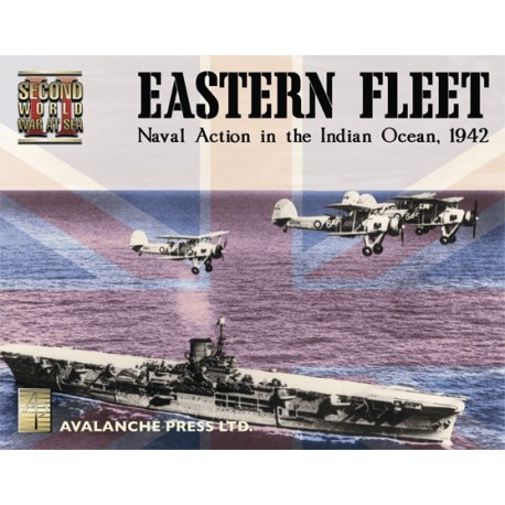 Second World War at Sea : Eastern fleet
