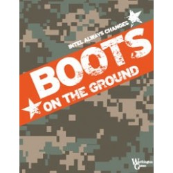 Boots on the Ground - occasion B pas cher