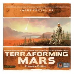 Terraforming Mars VF - occasion B+
