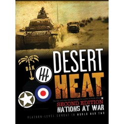 Nations at War: Desert Heat 2nd edition