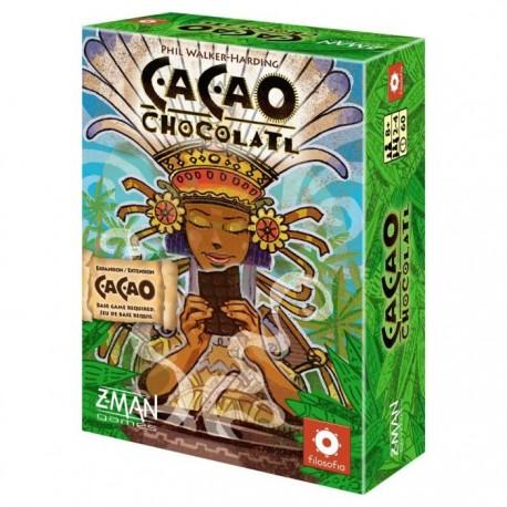 Cacao - Chocolatl