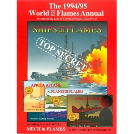 Mech in Flames 2007