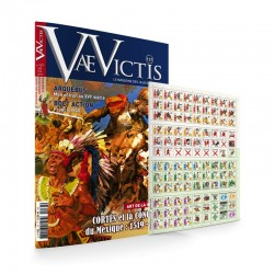 Vae Victis n°137 Game issue : Cortes et la conquete du Mexique