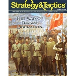 Strategy & Tactics 309 : The War of Turkish Liberation