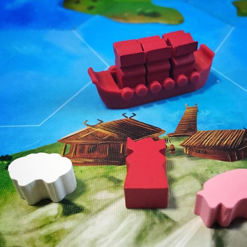 Pixie Games Pillards de la Mer du Nord NEUF