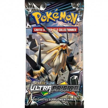 carte pokemon ultra prisme Buy Booster Pokémon Ultra Prisme   Agorajeux Gamestore