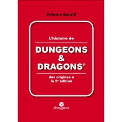 Histoire de Dungeons & Dragons