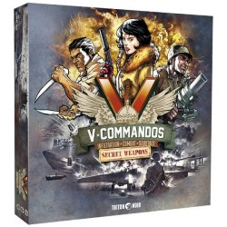 V-Commandos - Secret Weapons