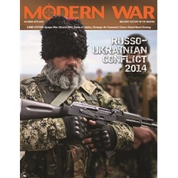 Modern War n°34 - Opaque War : Ukraine