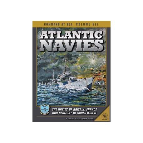Command at Sea Vol. VII : Atlantic Navies