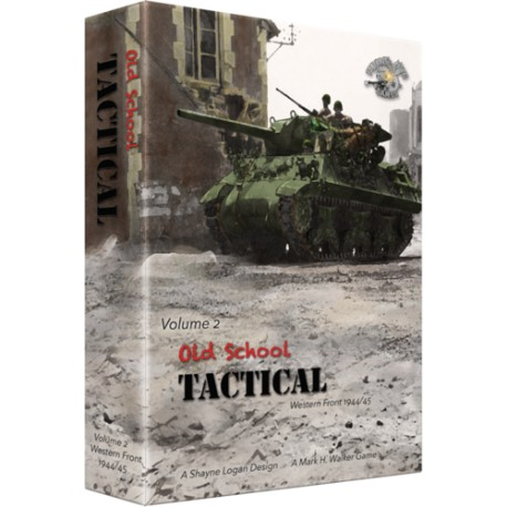 Old School Tactical Volume II: Western Front 1944-45