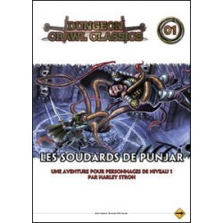 Dungeon Crawl Classics : Les soudards de Punjar