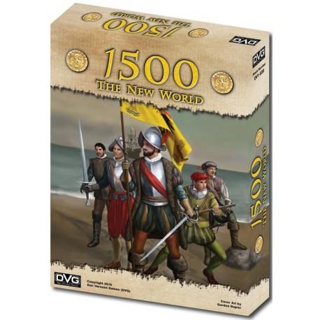 1500 : The New World