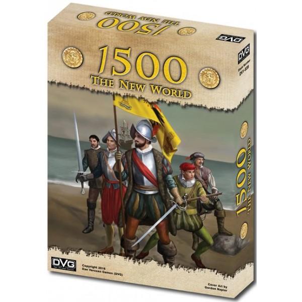1500   The New New New World, Dan Verssen Games 2bff24