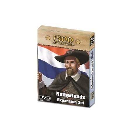 1500 : Netherlands Expansion