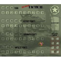 Neoprene Play Mats for Old School Tactical Volume II