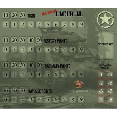Old School Tactical Volume II: Neoprene Play Mat