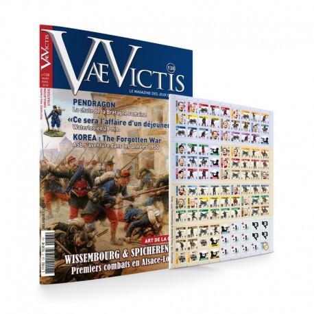 Vae Victis n°138 édition jeu