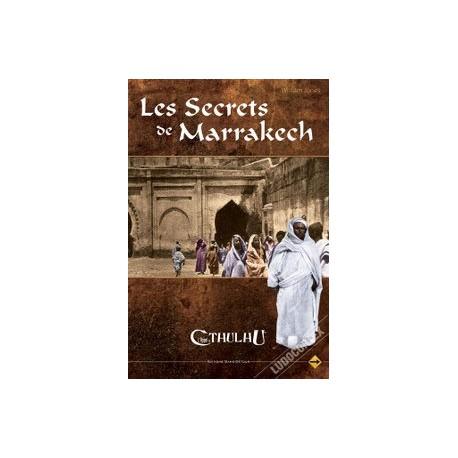 Cthulhu : Les Secrets de Marrakech