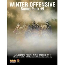 ASL Winter Offensive 2018 bonus pack 9