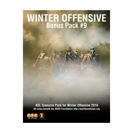 ASL Winter Offensive 2018 bonus pack 9