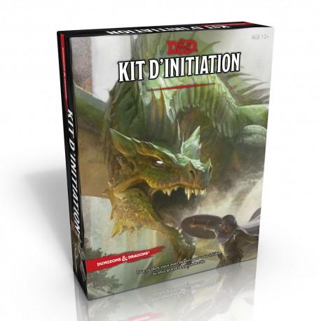 Dungeons & Dragons 5e édition : Kit d'initiation