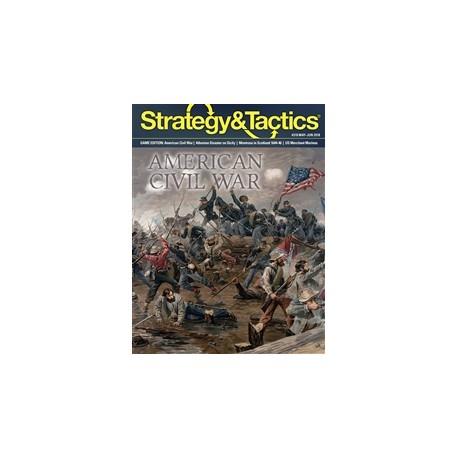 Strategy & Tactics 310 : The American Civil War