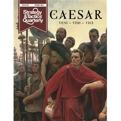 Strategy & Tactics Quarterly n°1 - Caesar