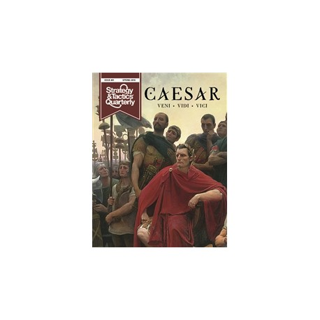 Strategy & Tactics Quarterly n°1 - Caesar