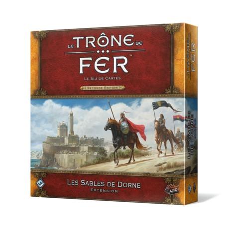Le Trone de Fer JCE 2de édition : Les Sables de Dorne