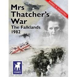 Mrs Thatcher's War - Boite