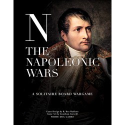 N : The Napoleonic Wars - Boite