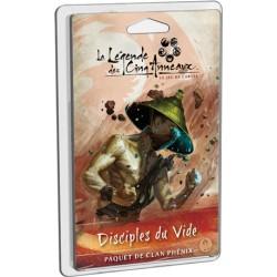 La Légende des Cinq Anneaux LCG - Disciples du Vide
