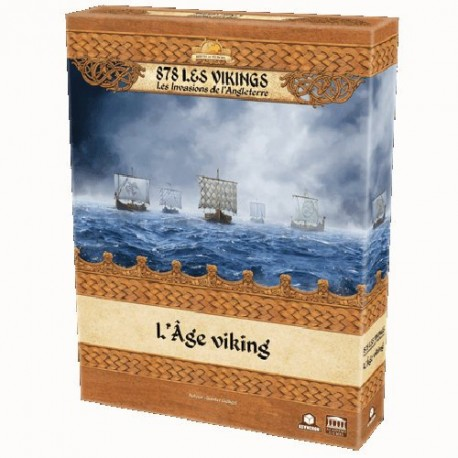 878 – Les Vikings : extension l'Âge Viking