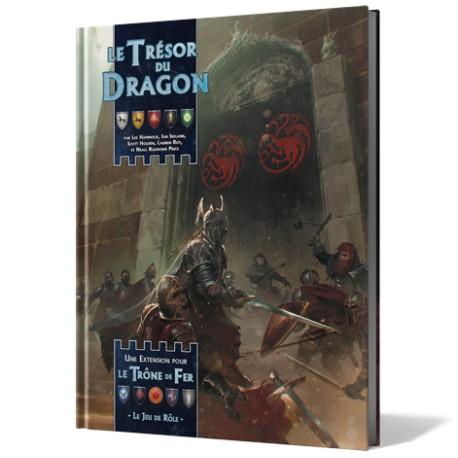 Le trone de fer - Le Trésor du Dragon