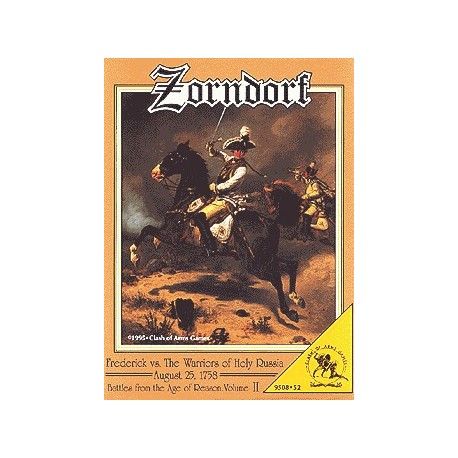 Zorndorf - Holy warriors of Russia