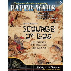 Paper Wars 88 - Scourge of God - cover torn