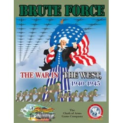 Brute Force - the war in the west 1940-1945