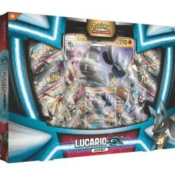 Coffret Pokémon Lucario GX