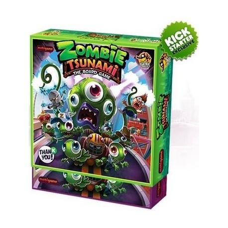 Zombie Tsunami - Ultimate set KS