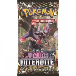 Booster Pokémon SL6 Lumière Interdite