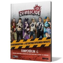 Zombicide Compendium 1 - coins légèrement abimés