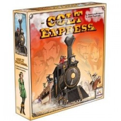 Colt Express - occasion B