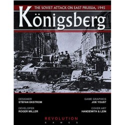 Konigsberg: The Soviet Attack on East Prussia 1945