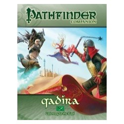 Pathfinder Companion : Qadira, Gateway to the East